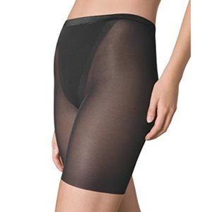 NWT SPANX Sexy Sheer Mid-Thigh Shaping Undershorts